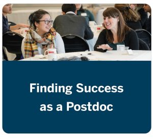 Finding Success as a Postdoc